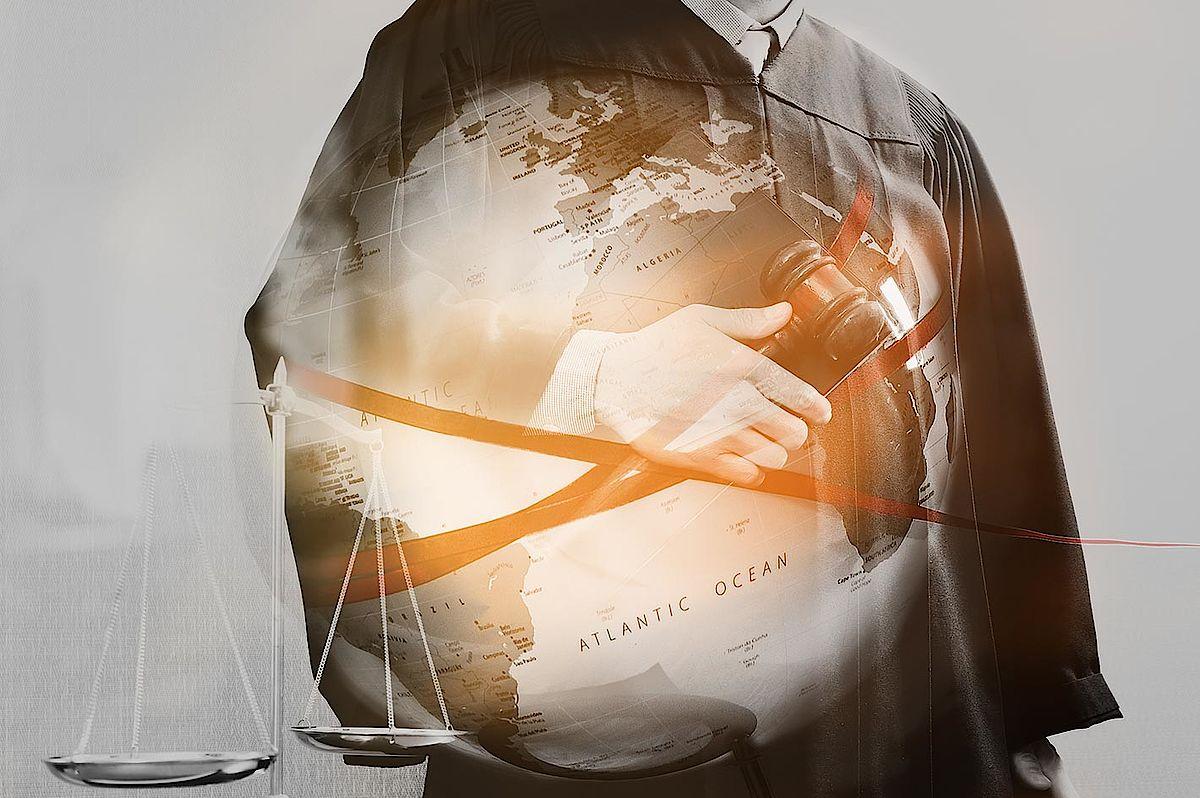 Global zum Recht - Sprach- und Rechtshürden sicher überwinden