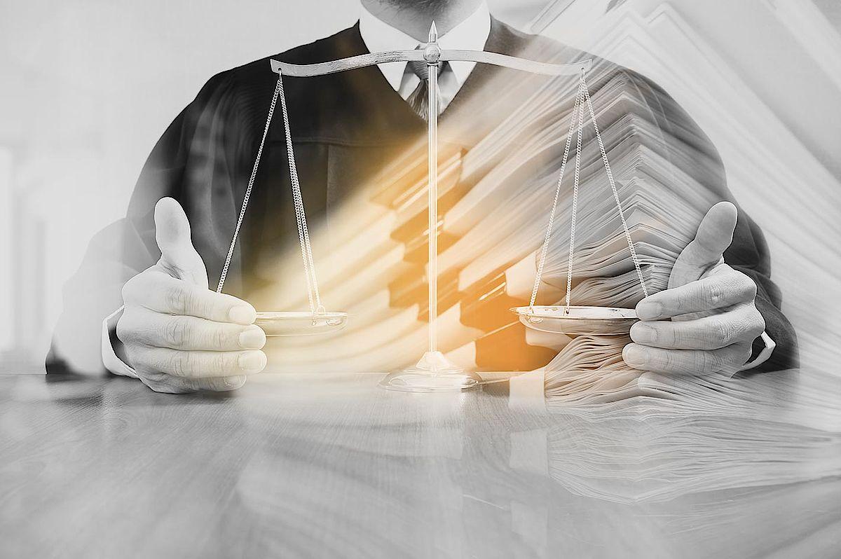 Fachgebiete - Rechtsordnungen, Rechtsgebiete, Branchen