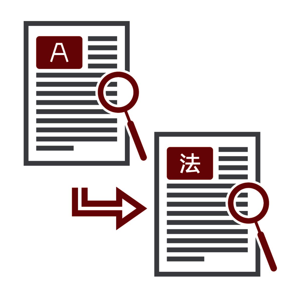 LT Lawtank - Revision juristischer Übersetzungen