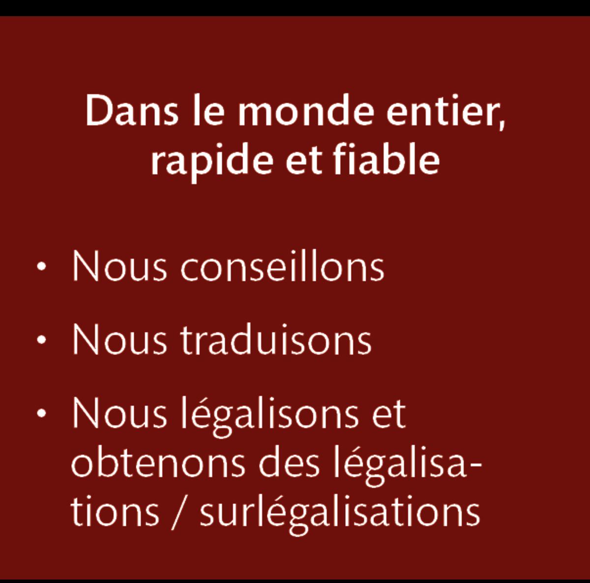 LT Lawtank - Traductions légalisées - Dans le monde entier, rapide, fiable