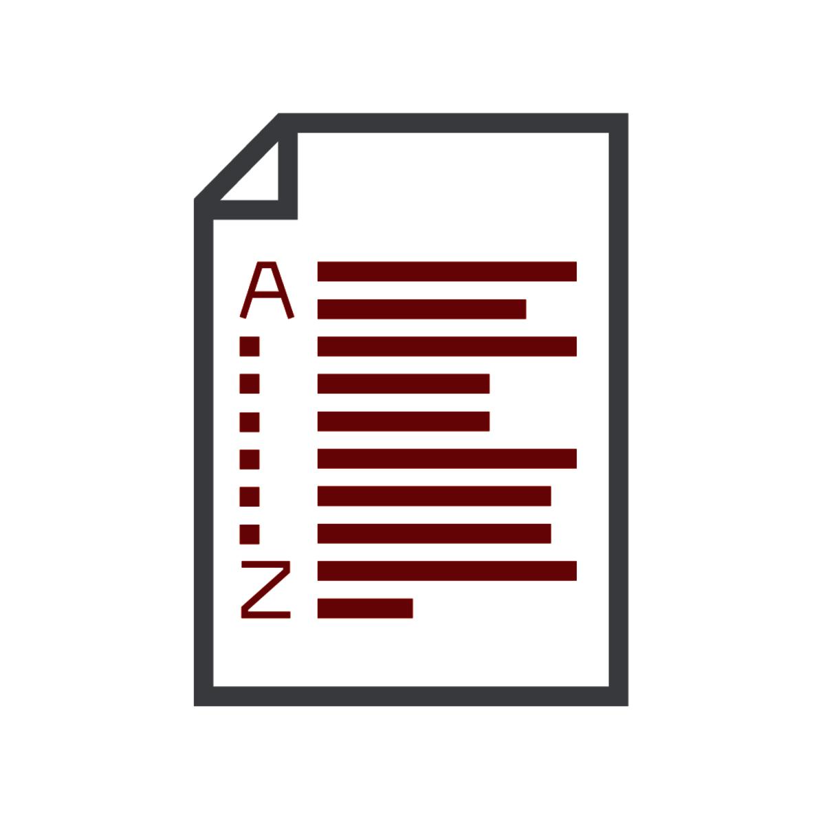 LT Lawtank - Traduzioni giuridiche - Creazione di glossari