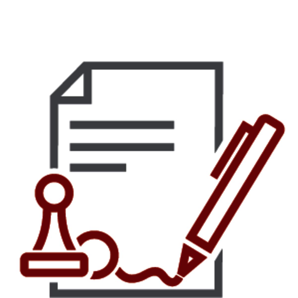 LT Lawtank - Traducciones certificadas - Confirmación de diligencia debida