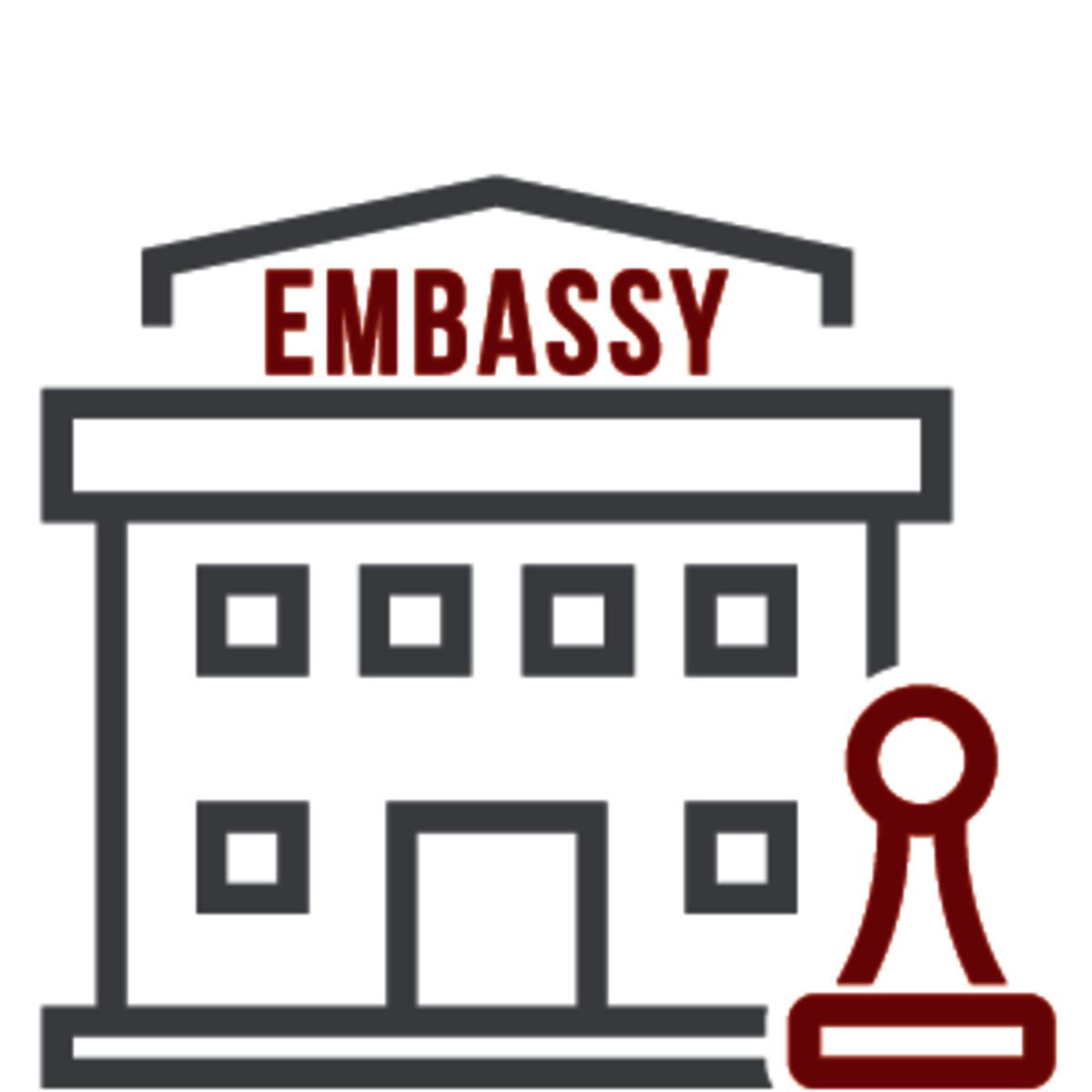 LT Lawtank - Beglaubigte Übersetzung - Botschaft/Konsulat