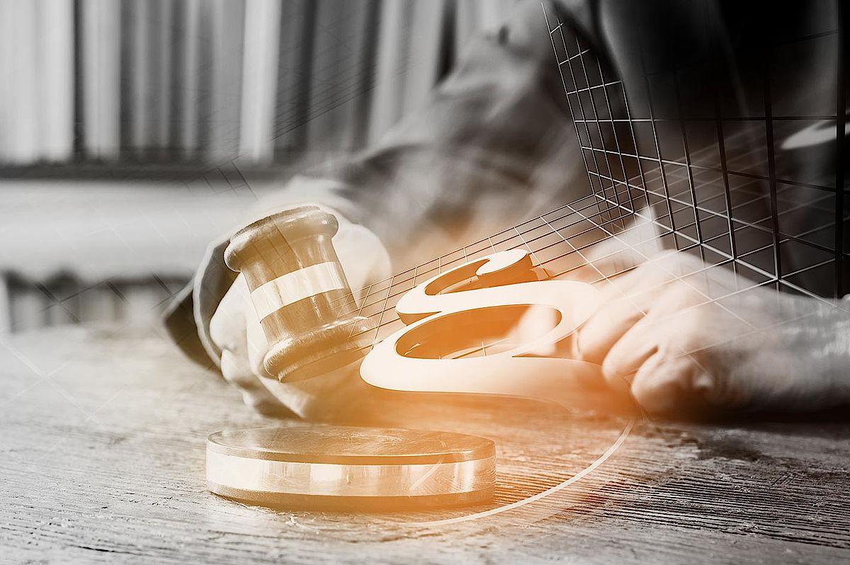 Dienstleistungen Recht und Anwendung