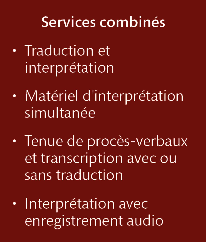LT Lawtank - Services d'interprétation - Auditions et interrogatoires, Authentifications, Conférences, Médiations, Négociations de contrats, Procédures d'arbitrage, Procédures de conciliation, Transactions M&A